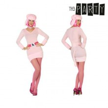 Costume for Adults Th3 Party Dog Pink