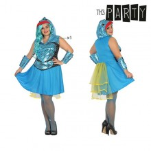 Costume per Adulti Th3 Party Pesce