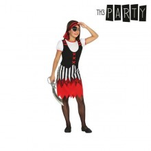 Costume for Children Th3 Party Pirate
