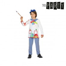 Costume for Children Th3 Party Male painter