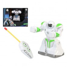 Interactive robot Remote-controlled White 111759