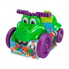 Tricycle Mattel Green (1+ year)