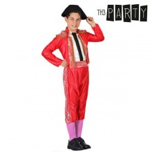 Costume for Children Th3 Party Male bullfighter