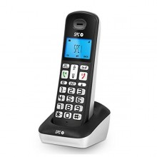 Wireless Phone SPC NTETIN0096 7320N 1 x RJ11 Black