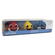 Bath Toy Baby Shark Bandai (3 pcs)