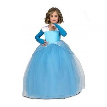 Costume for Children Princess (Size 7-9 years)
