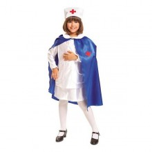 Costume for Children Nurse (Size 10-12 years)