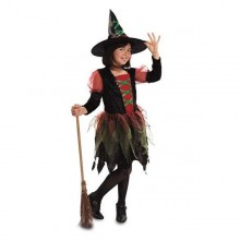 Costume for Children Witch (Size 10-12 years)