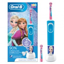 Electric Toothbrush Frozen Oral-B D12 Vitality Plus Blue