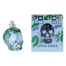 Men's Perfume To Be Exotic Jungle Police EDT