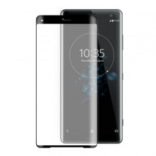 Curved Tempered Glass Screen Protector Xz 3 Extreme 3D 9H Curved
