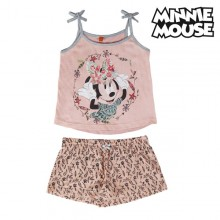 Minnie Summer Pyjamas For Girls