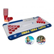 Inflatable Pool Pong Game Lilo