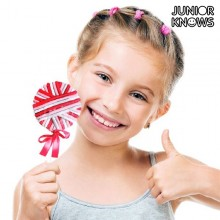 Lollipop Rubber Hair Bands (pack of 24)