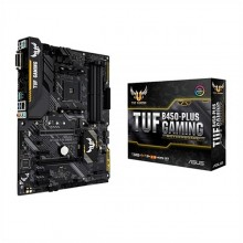 Gaming Motherboard Asus Tuf B450-Plus ATX DDR4 AM4 RGB