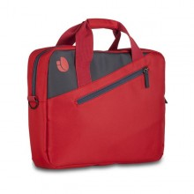 """Laptop Case NGS Ginger Red GINGERRED 15,6"""" Red Anthracite"""
