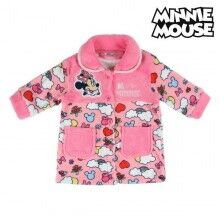 Children's Dressing Gown Minnie Mouse 74701 Pink